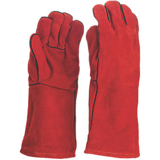 "8"" RED HEAT RESIST GLOVE"