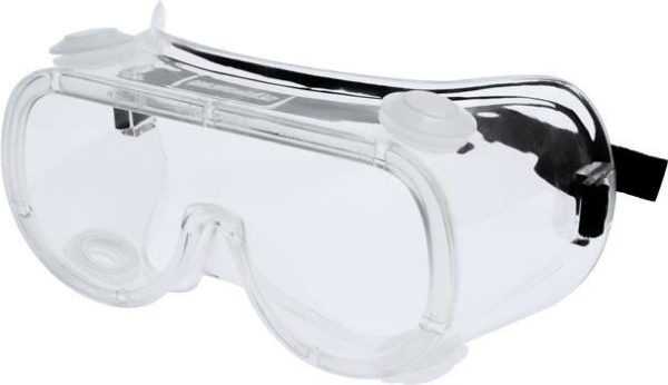 Safety Goggles Clear with Vent