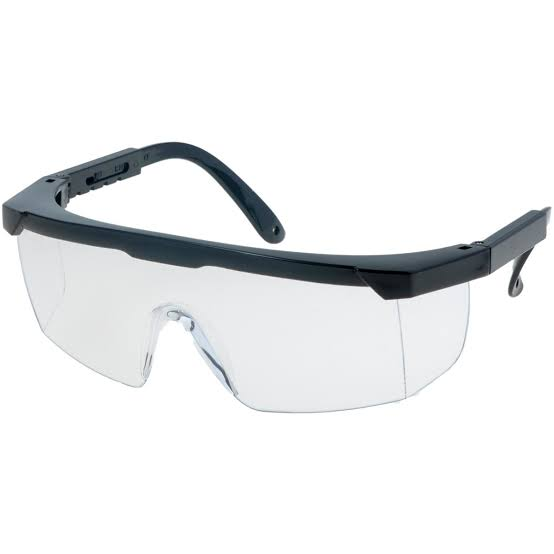 Safety Glasses Clear Lenses