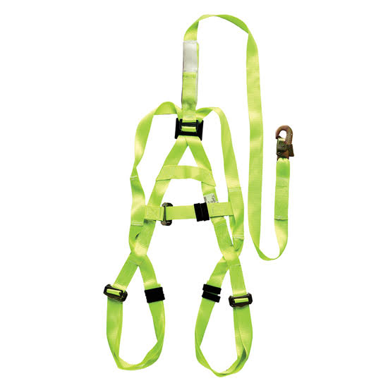 Single Lynyard Full body Harness SABS Approved