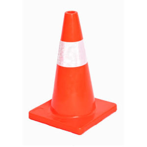 Barrier and Safety Cones