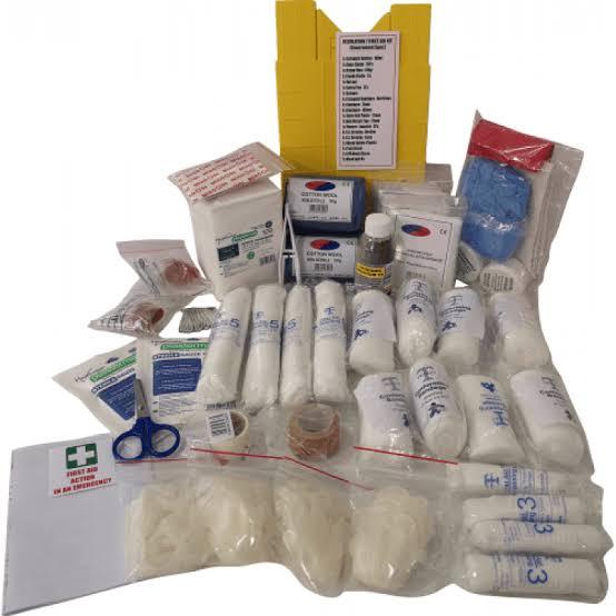 Regulation 7 Medical First Aid Kit (Refills)