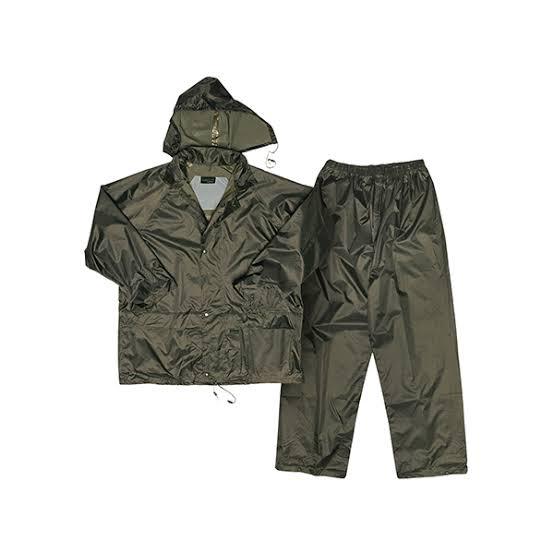 Rain Suit Nylon Man