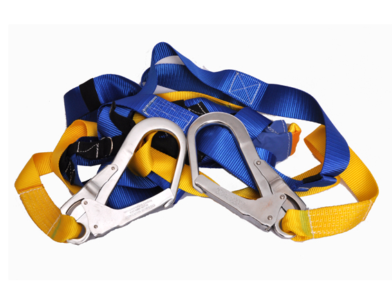 Double Lynyard Full body Harness SABS Approved