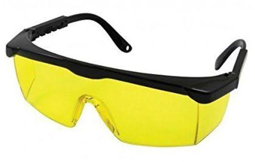 Safety Glasses Yellow Lenses