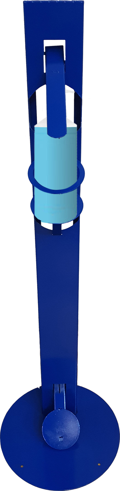 Free Standing / Floor Mounted Sanitizer Dispenser Stainless Steel